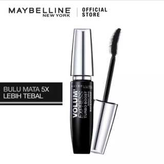 COD Maybelline Mascara Volume Express Turbo Boost Mascara cantik termurah Jingga Beautyshop Ecer dan Grosir thumbnail