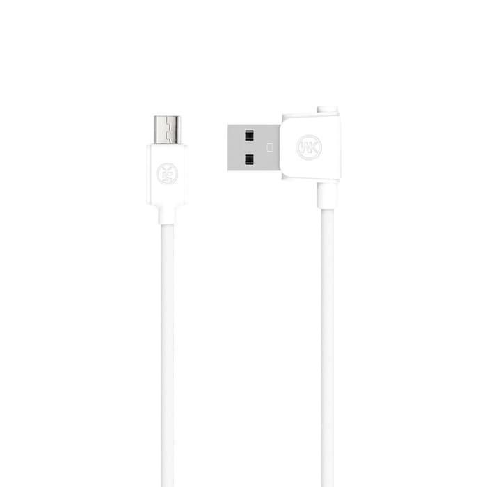 WK Junzi Kabel Micro USB - White