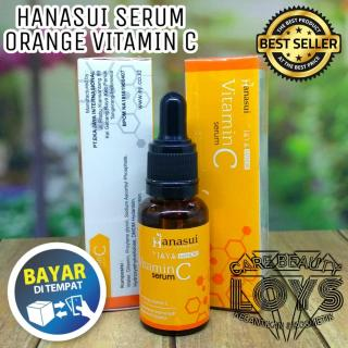 Hanasui Serum Vitamin C Original BPOM - Serum Orange Hanasui - 20ml thumbnail