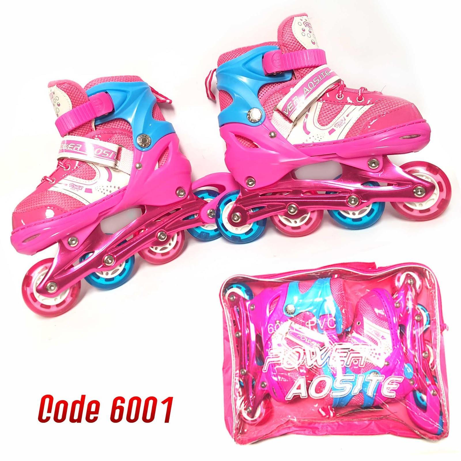Sepatu Roda Inline Skate Power Aosite Type 6001 50a61f0836