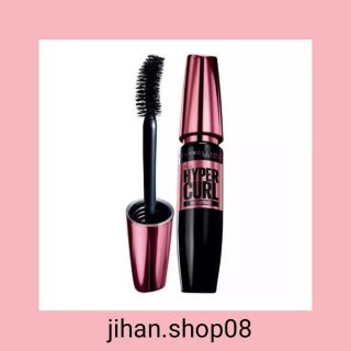Maybelline Mascara Hyper Curl Volume Express Waterproof Maskara Maybelline termurah jihan.shop08 thumbnail