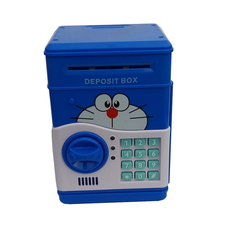 Karakter Celengan Brankas Mini Kk-F821 By Hello Kitty Shop Jakarta.