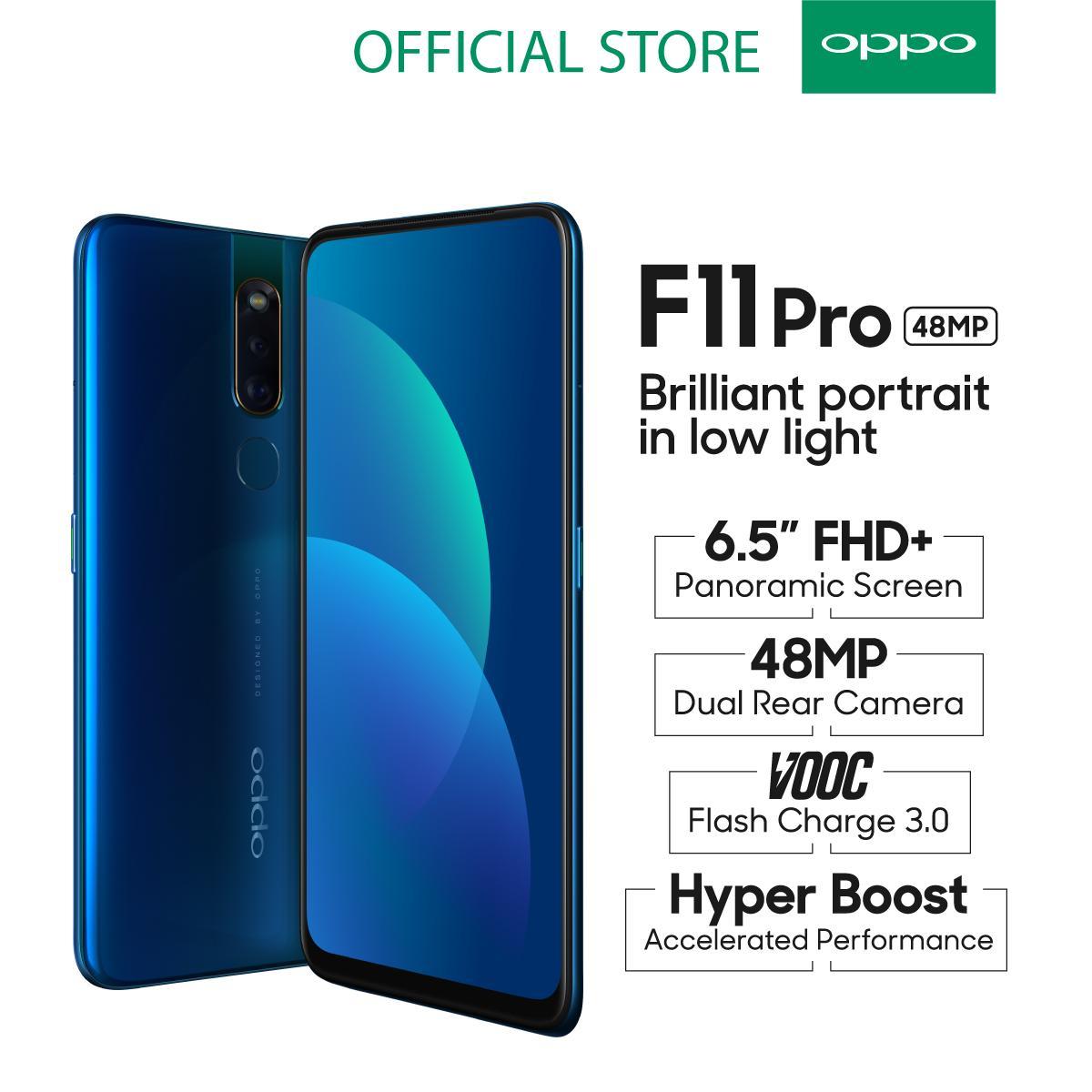 OPPO F11 Pro Smartphone 6 GB / 64 GB 48 MP Low Light Camera