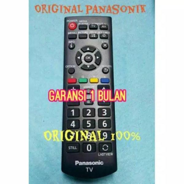 REMOTE TV PANASONIC REAL ORIGINAL BEST SELLER