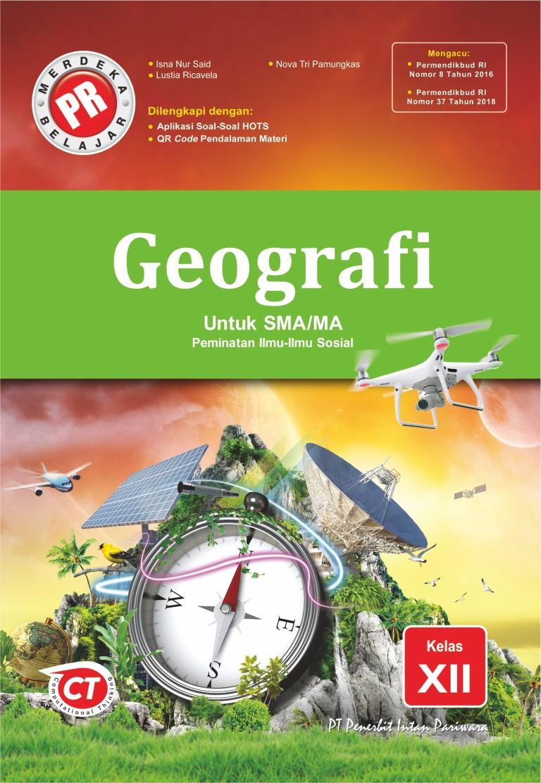 Buku Pr Geografi Kelas 12 Lks Intan Pariwara 2020 2021 Lazada Indonesia