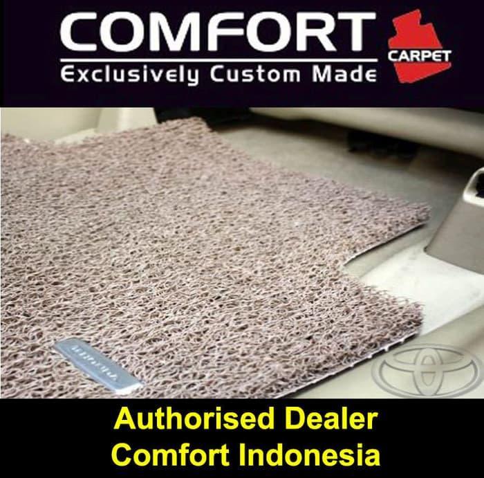 Karpet Mobil COMFORT Chevrolet Trax 2baris deluxe origi