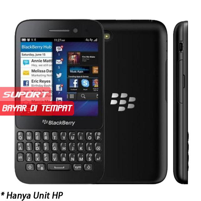 Blackberry Q5 - Ram 2GB/8GB - Blackberry OS 10