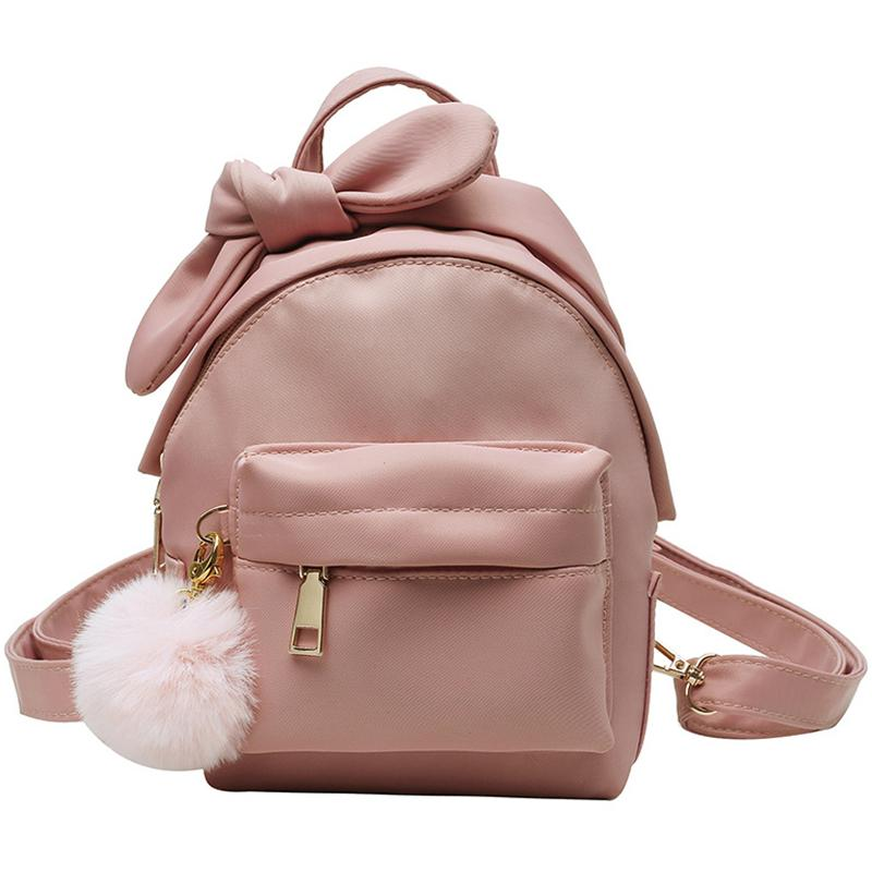 Giá bán Ins Campus Wind Mini Multi-Use Cute Bag Female New Fashion Korean Version Of The Wild Multi-Purpose Student Backpack