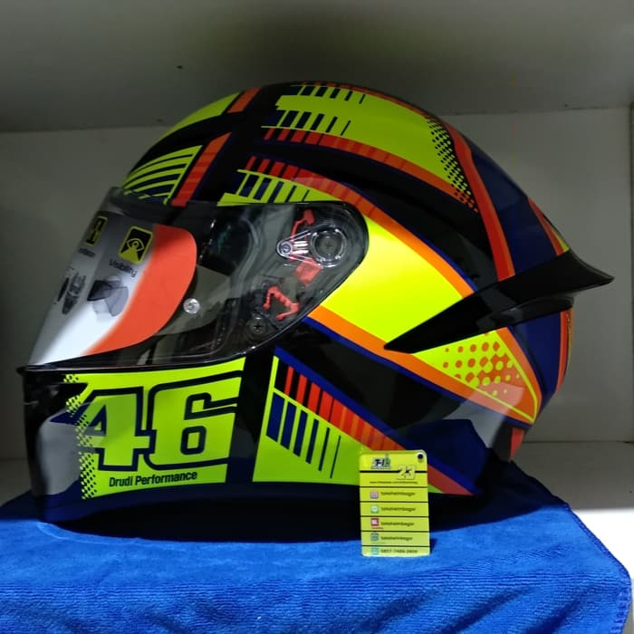 Murah Helm Agv K1 Soleluna 2015 Membeli Jualan Online Helm Dengan Harga Murah Lazada Indonesia