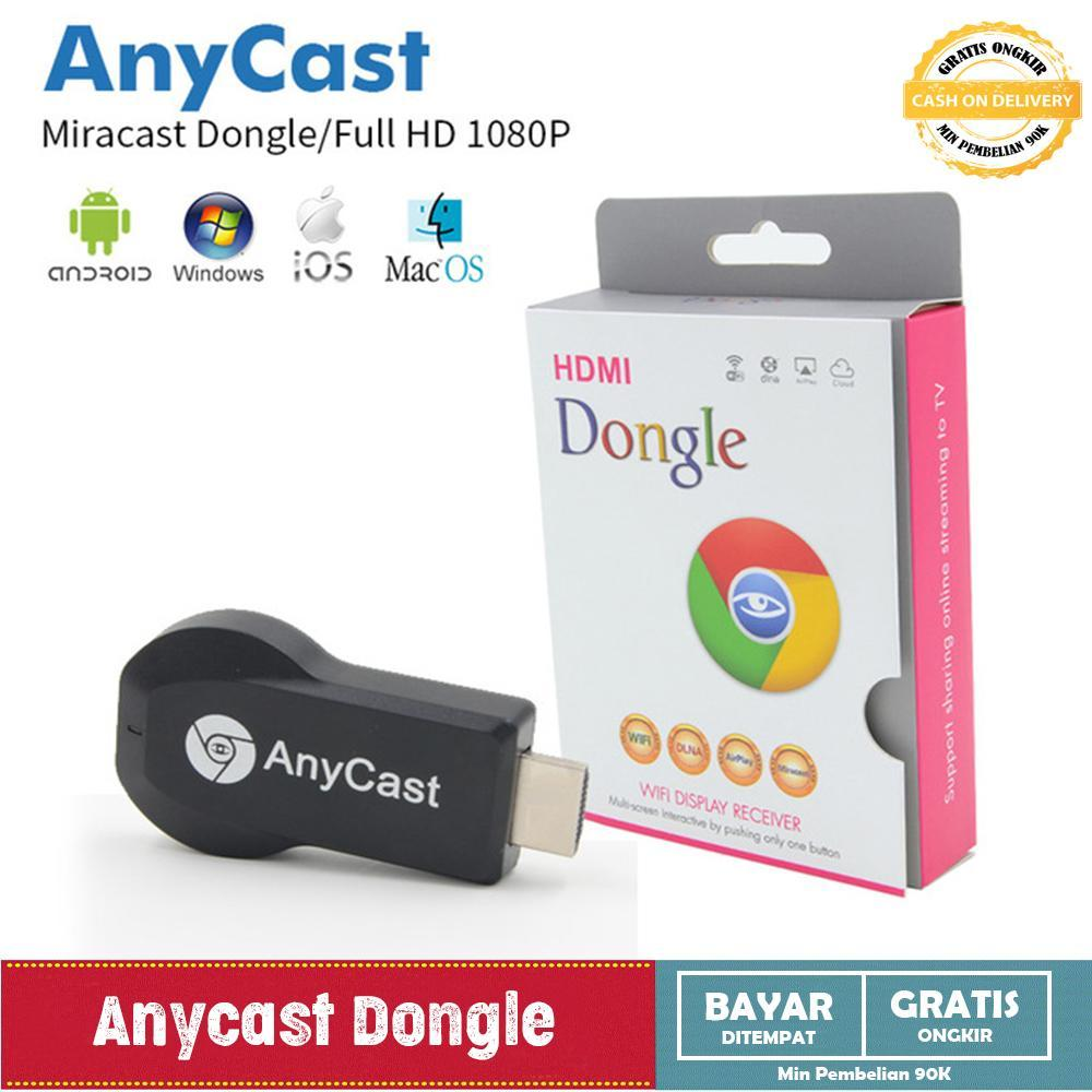 Anycast Dongle Wifi Hdmi Display Receiver - Hdmi Dongle - Anycast Wireless Dlna Airplay Dongle Tv