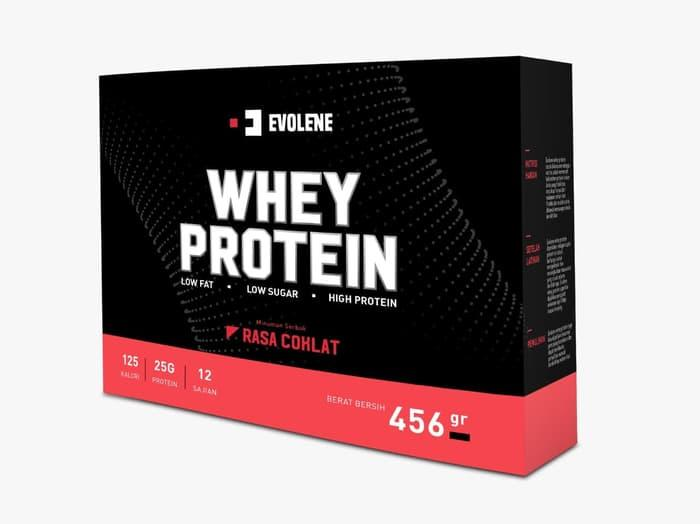 Evolene Whey Protein 12 Sachet By Edel Weiss Shop.