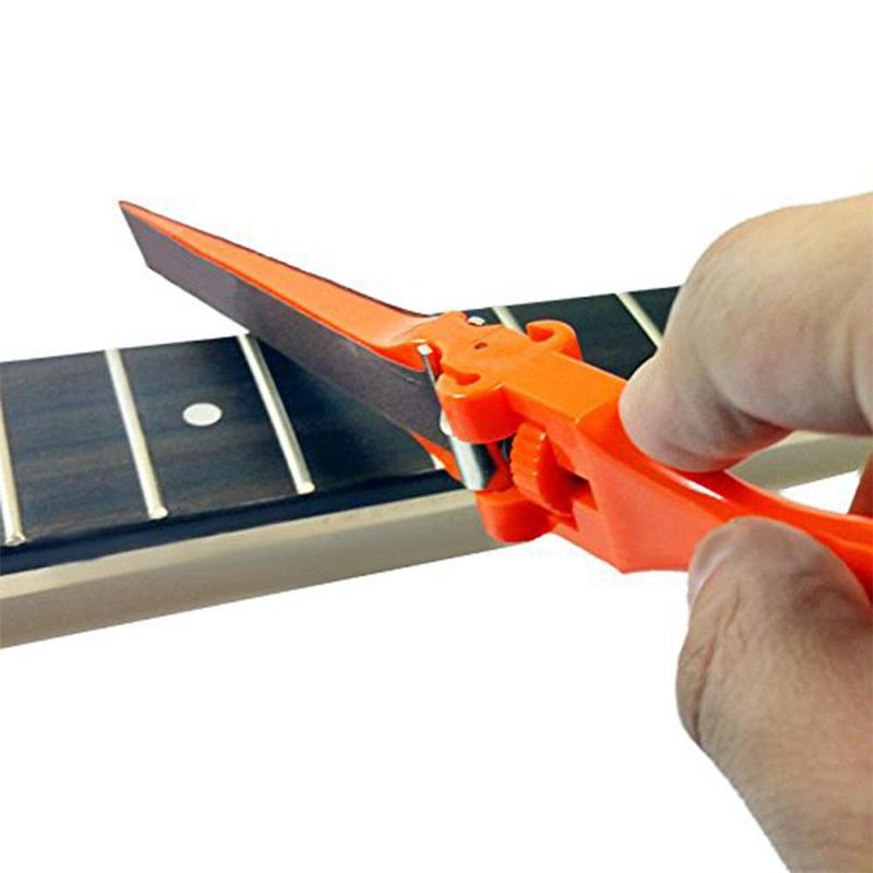 Guitar Wire Polishing File Guitar Repair Polishing Tool for Guitar Polishing & Repair Musical Instrument