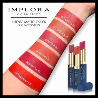 No. 4 Implora Intense Matte Lipstick Long Lasting Finish thumbnail