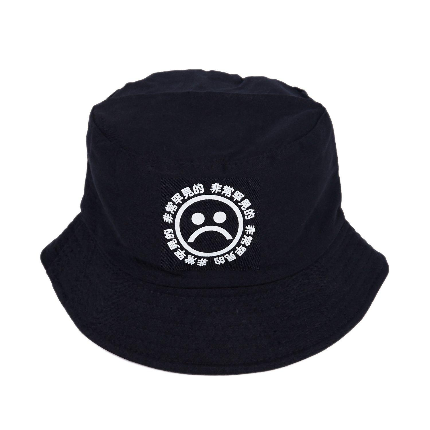 Men Sad Boys Bucket Hat Festival Accessory