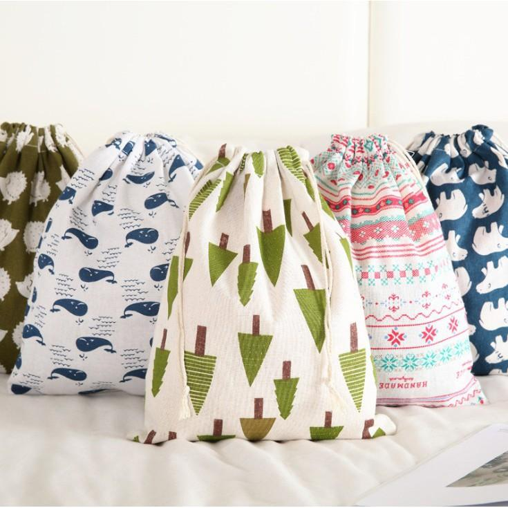 Satu Alat - Laundry Bag Serut Import Etc0052 By Satu Alat.