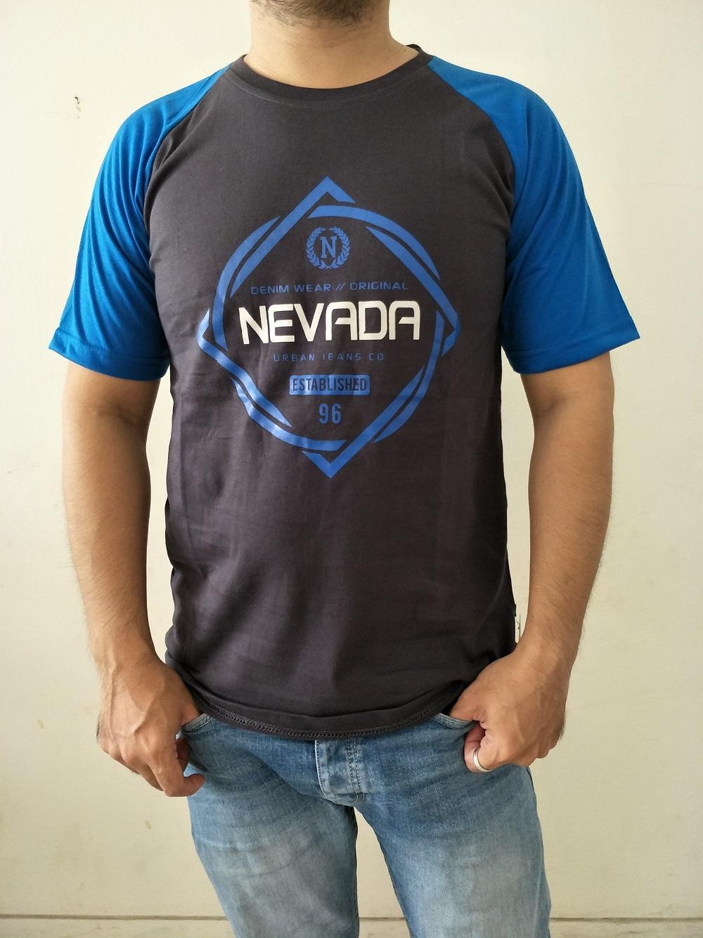 248 Kaos distro Nevada premium Quality TSHIRT PRIA / RAGLAN / KAOS PRIA / KAOS BRANDED ORIGINAL MATAHARI