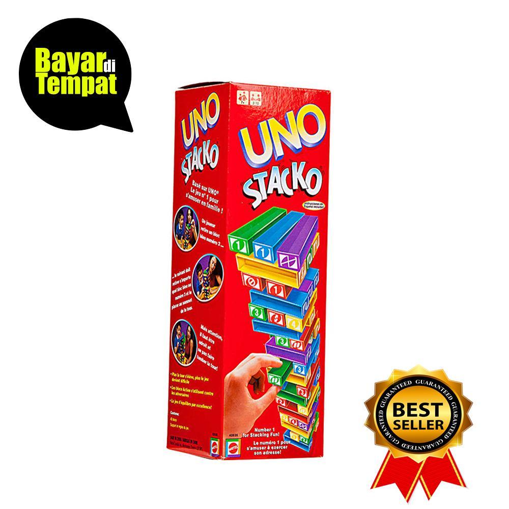 Ravenz Uno Stacko   Mainan Anak   Mainan Edukasi a0eb80130d