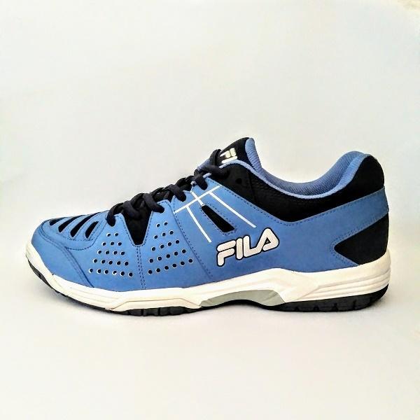 Fila INSTRAX Sepatu Tennis Wanita - Blue white Navy 10815ea562