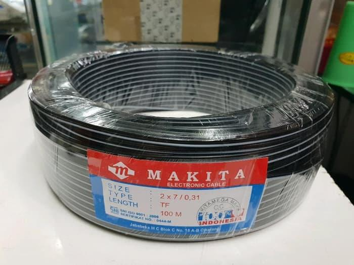 READY STOCK KABEL SPEAKER MAKITA 2 x 70 100m BUAT BURUNG WALET !