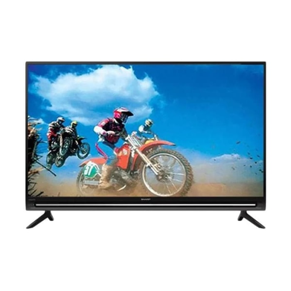 SHARP LC32SA4500I Smart TV LED - Hitam [32 Inch]