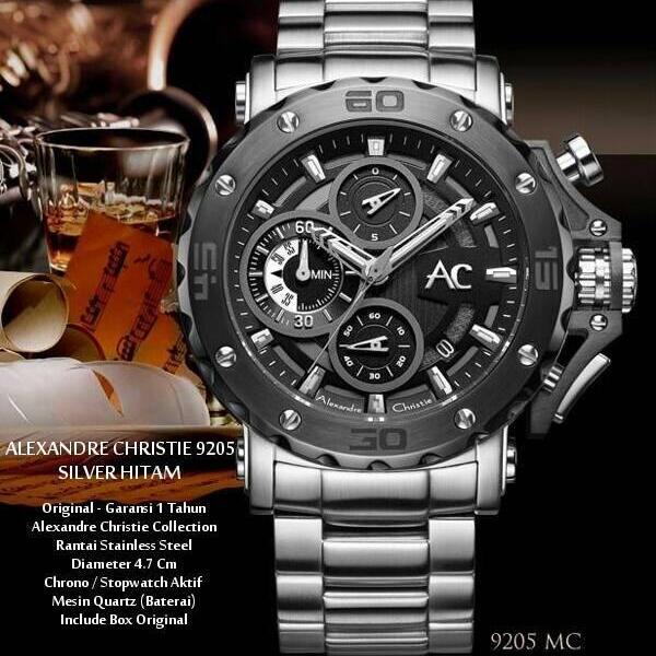 Alexandre Christie AC-9205 MC Series