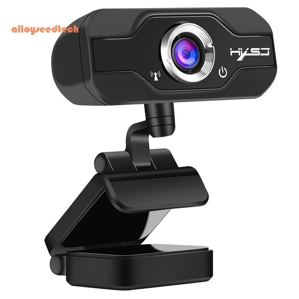 〔alloyseedtech〕Hxsj S60 1080 P 2MP Dual Webcam Mikrofon Panggilan Video Klip Mini Web Kamera Jaringan