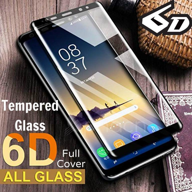 Tempered Glass 5D/6D (Samsung Galaxy J6 Plus) Same Spesifications Anti Gores Kaca