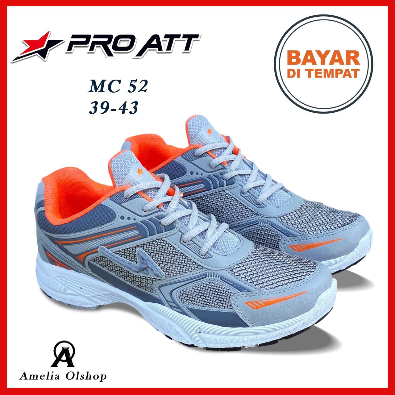 Amelia Olshop - Sepatu Pro ATT MC 52 40-43   Sepatu Olahraga Pria   e234108369