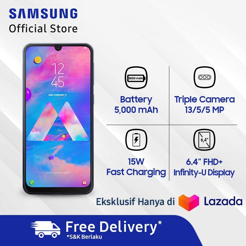 Samsung Galaxy M30 4GB/64GB [Exclusive Lazada]