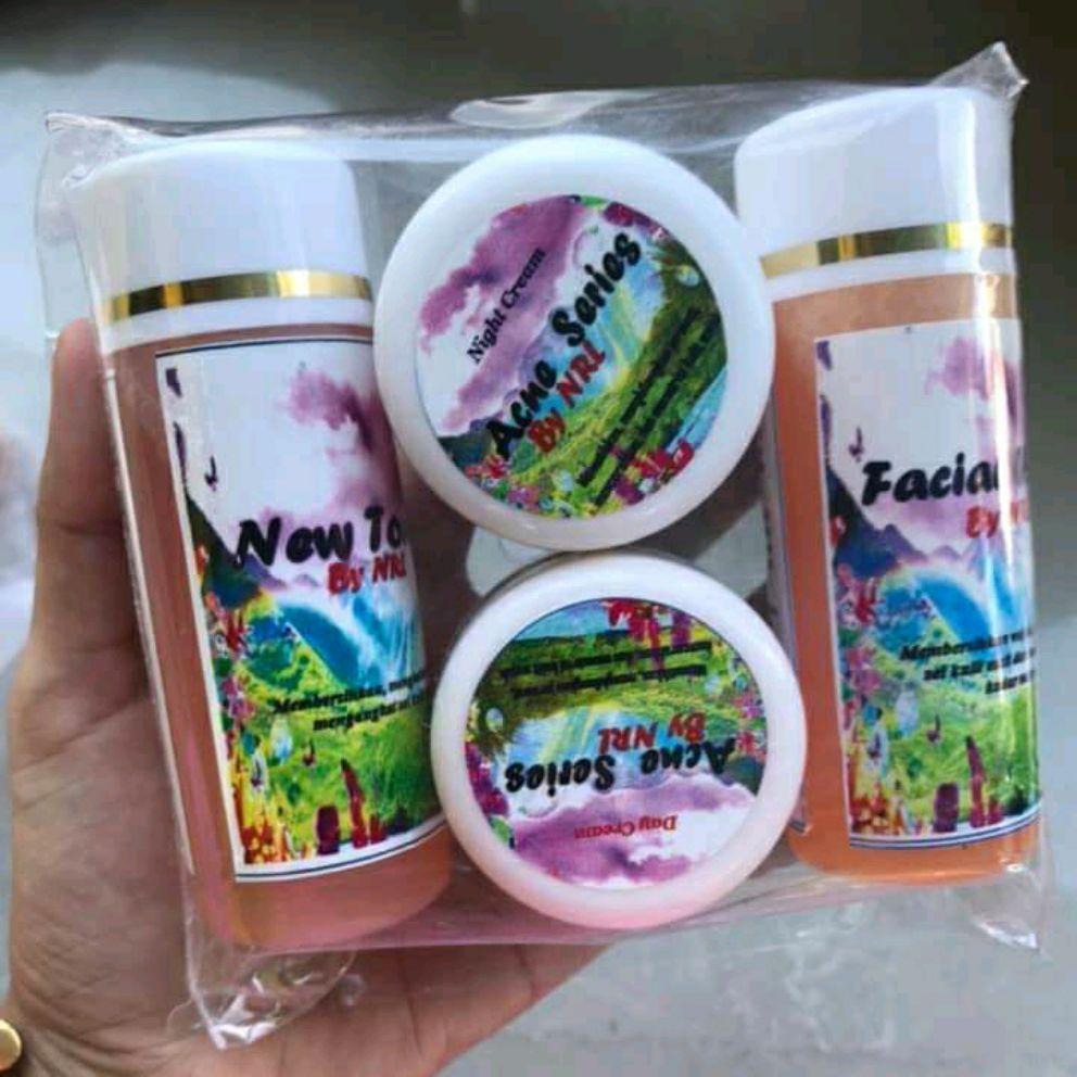 Cream Nrl Acne Original Lazada Indonesia