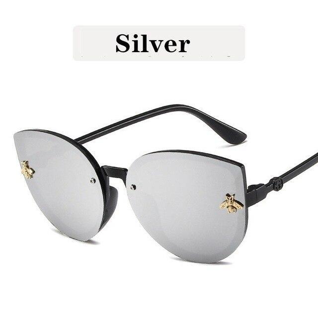 0eb334b03b85 Cat Eye Kids Sunglasses Girls Glasses Frame Brand Children Boys Baby  Sunglasses UV400 Eyewear Shades Goggles