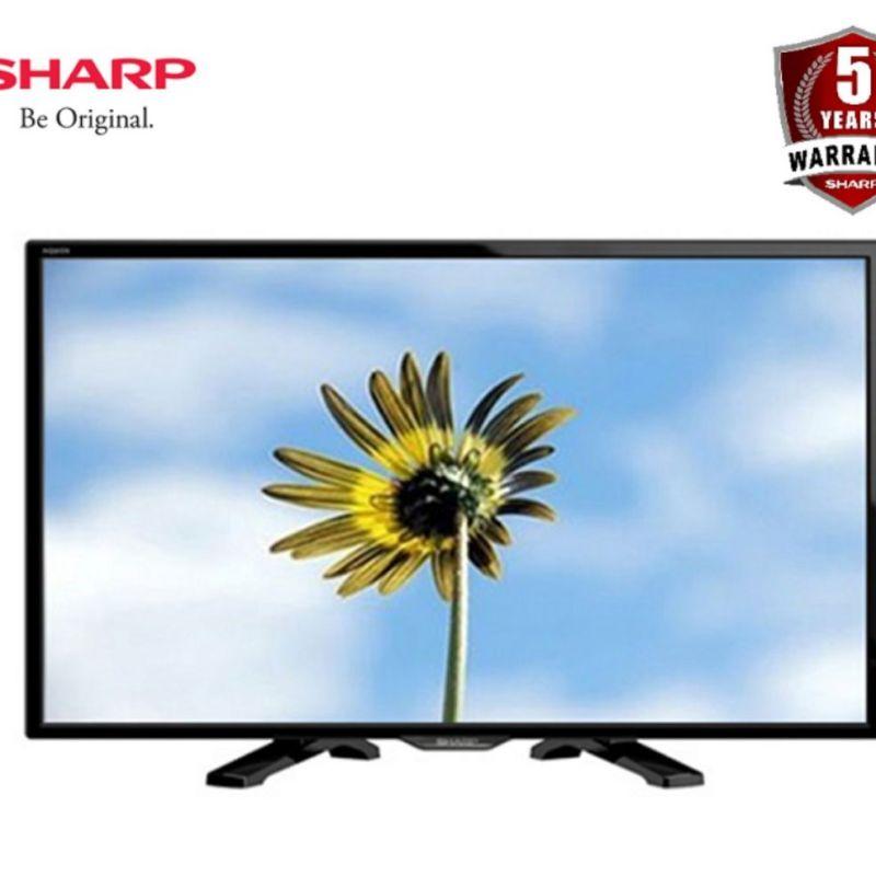 LED TV SHARP 24LE170I HD TV [24 inch/HDMI] GARANSI RESMI