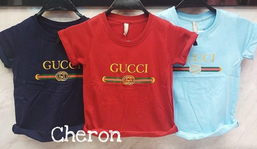 ee5632ac CHERON 16419 16378 - Kaos Anak Bisa Untuk Cewek dan Cowok Tshirt Tumblr Tee  Baju Atasan Kids Perempuan Laki-Laki Lengan Pendek Ukuran L dan M Terbaru  Warna ...
