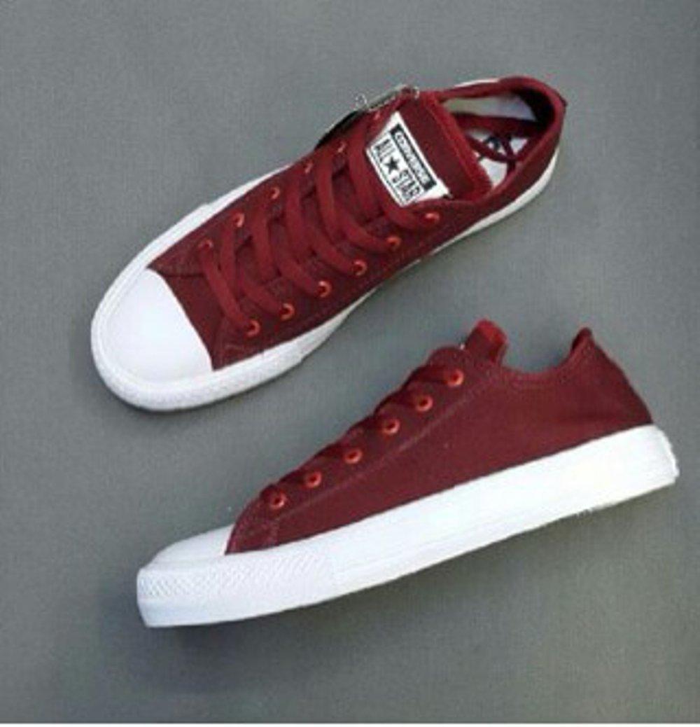 Sepatu Casual CT 2 All Star Original Premium Unisex Vietnam Snekaers Pria Dan Wanita