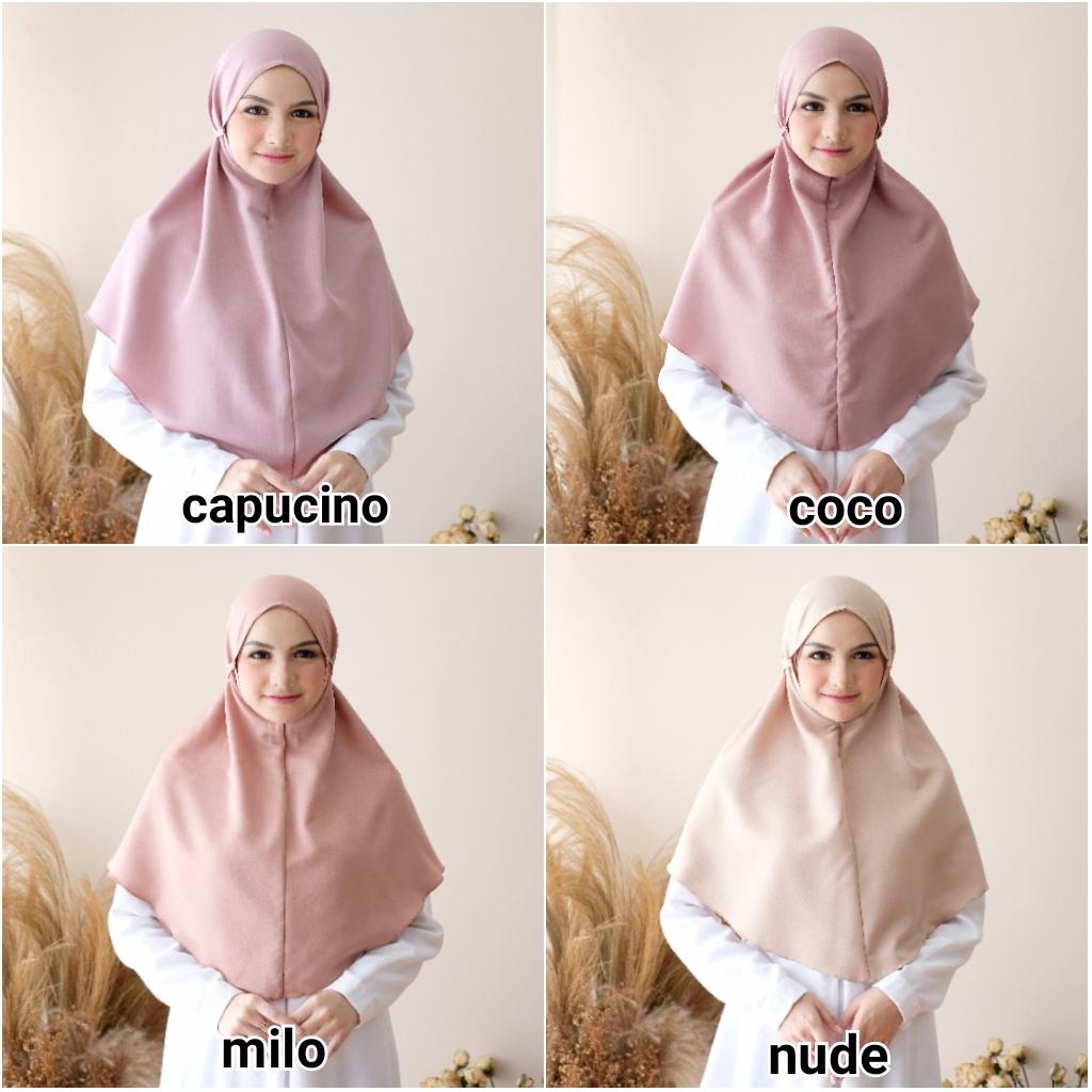 Bergo Maryam Diamond Khimar Membeli Jualan Online Hijab Dengan Harga Murah Lazada Indonesia