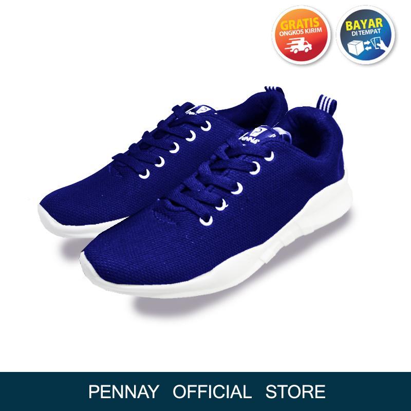 PennayOS Sepatu Kets Sneakers Kasual Pria PX-718 Sepatu Olahraga Fashion - Multi