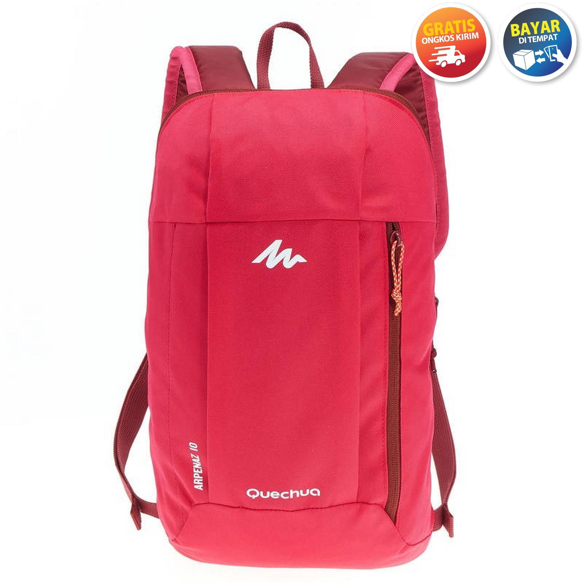 Original Branded Unisex Multipurpose Backpack MSR214   Tas Ransel Kecil  Harian Pria Wanita Dewasa Anak Laki-Laki Perempuan   Rangsel Gendong  Punggung Travel ... d40da654f9