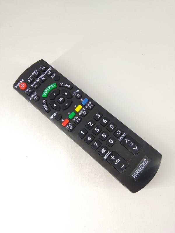 Remot Remote TV Panasonic Viera LCD LED Original Pabrik / KW