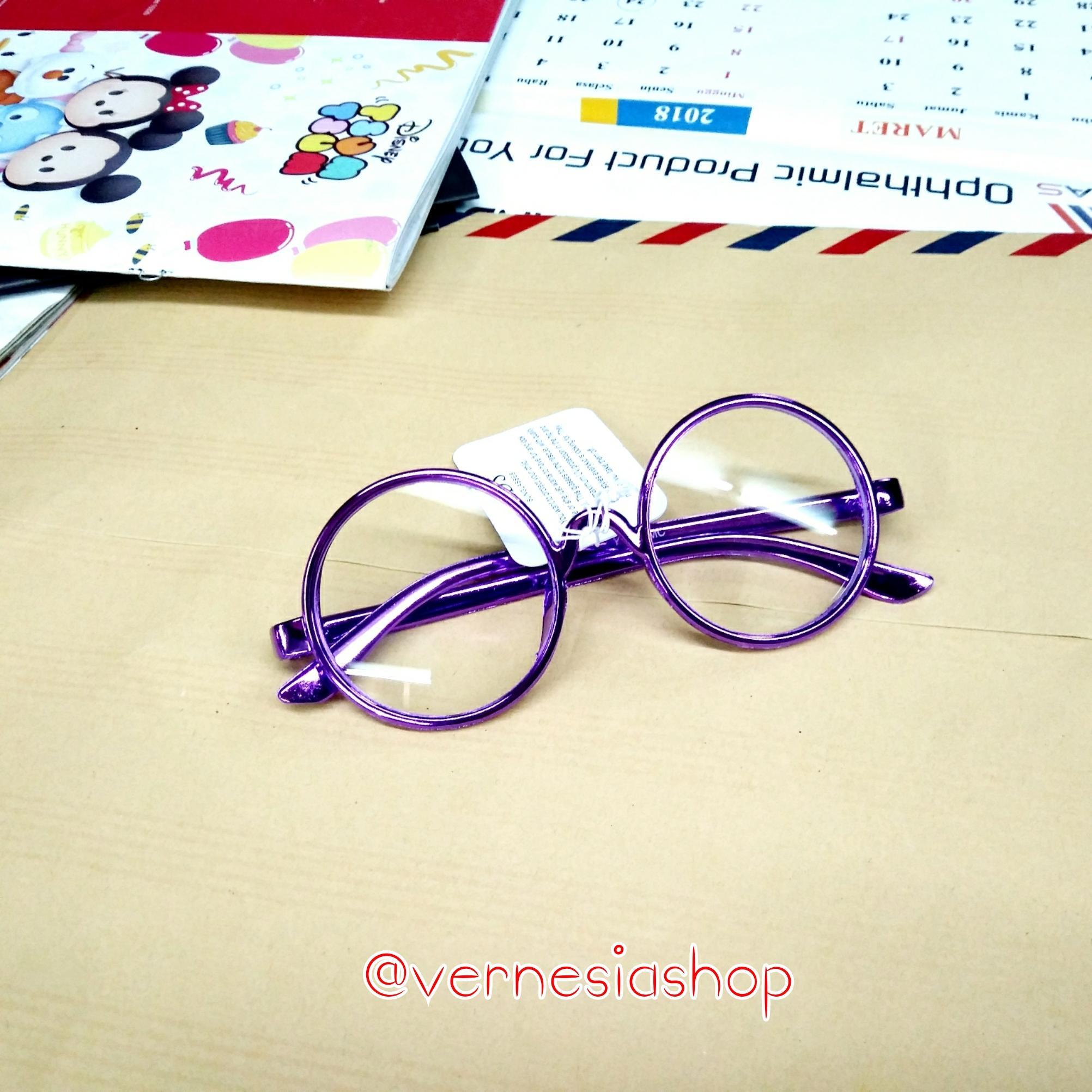 Kacamata anak bulat lensa bening c72f8509ff