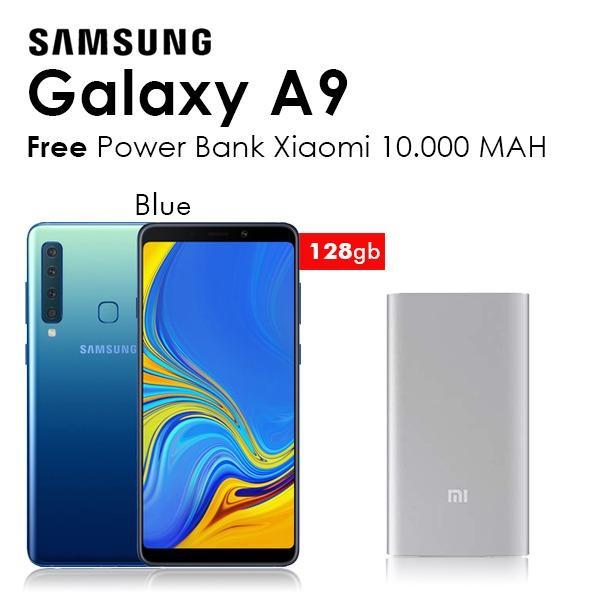 Samsung Galaxy A9 2018 Free PB Xiaomi 10.000 mAh
