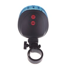 Harga 5 Led 2 Laser 7 Flash Mode Tahan Air Bersepeda Sepeda Sepeda Belakang Ekor Peringatan Lampu Berkedip Lampu Biru Di Tiongkok
