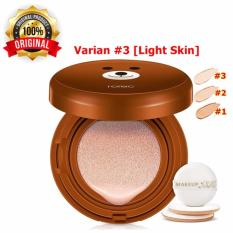 Beli 03 Light Skin Rorec Bb Cream Air Cushion Original Bb Cushion Di West Sumatra