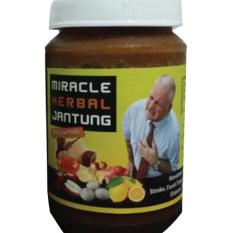 1 Botol Miracle Herbal Jantung Madu Hitam