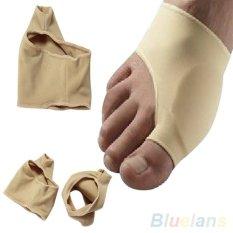 Toko 1 Pair Footful Bunion Bantalan Lengan Hallux Valgus Pelindung Pelindung Pain Relief 2Moi 38Zq Intl Online Terpercaya