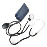 Jual Beli 1 Pcs Manual Rumah Tekanan Darah Monitor Dan Cuff Stethoscopesphygmomanometer Intl Baru Tiongkok
