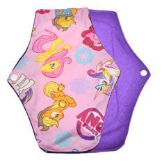 1 Pcs Night 30cm Menstrual Pad / Pembalut Kain Cuci Ulang Motif Katun