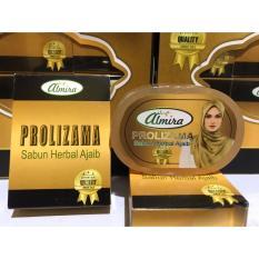 Spesifikasi 1 Sabun Atau 1 Pcs Sabun Almira Prolizama Sabun Herbal Ajaib Bpom Dan Halal Mui Beserta Harganya