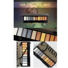 10 colors Professional Natural Makeup Eye Shadow - intl