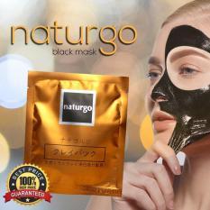 10 pcs Natur Masker Lumpur Naturgo Mud Mask - KPW-22