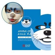 Jual 10 Sachet Snp Animal Otter Aqua Mask Free Box